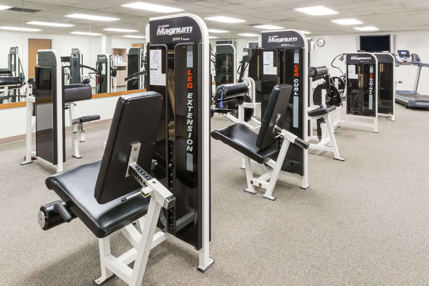 Fitness/ Exercise Room - Baymont Inn & Suites Airport Des Moines