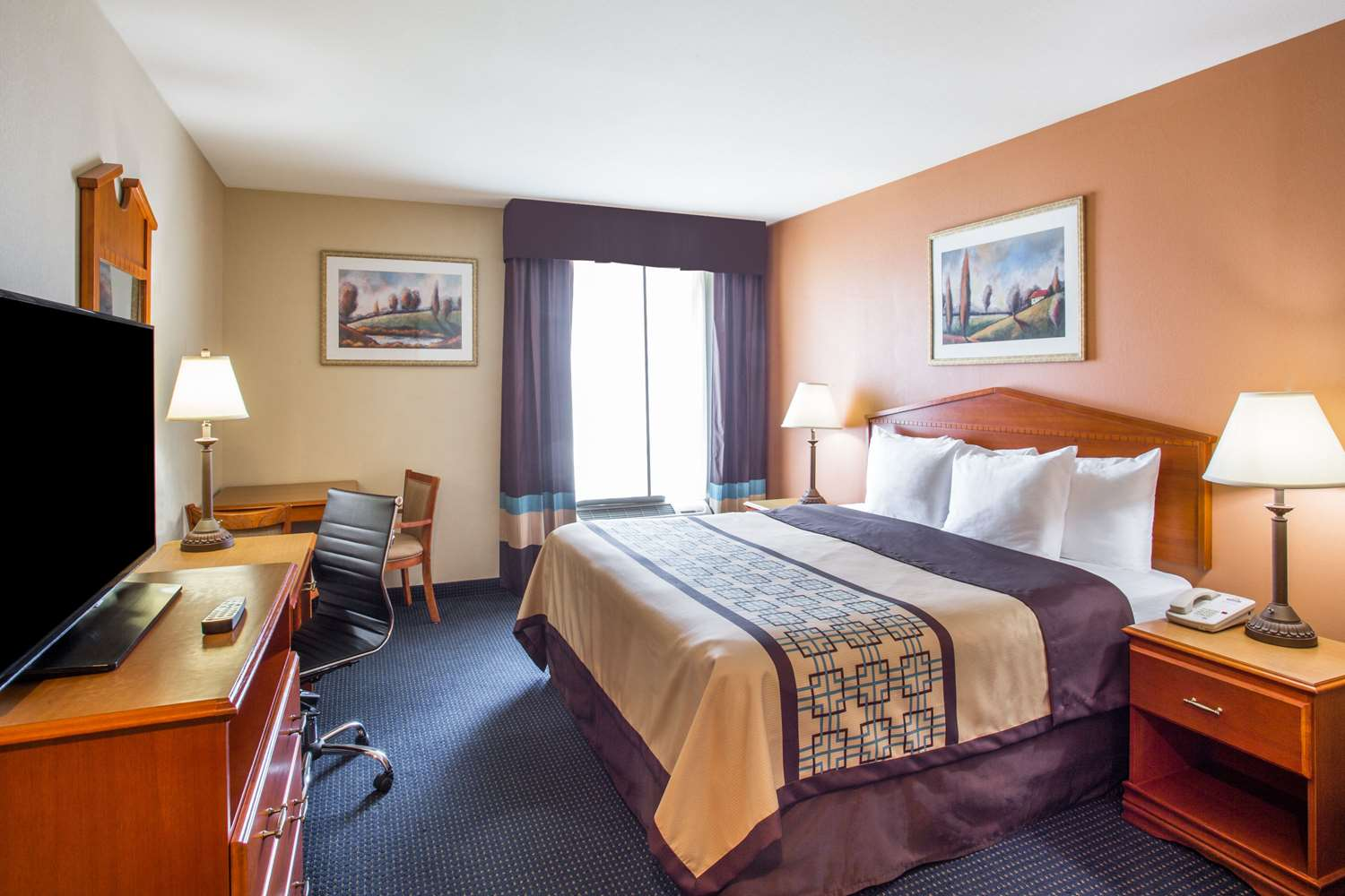 Room - Days Inn & Suites Thibodaux