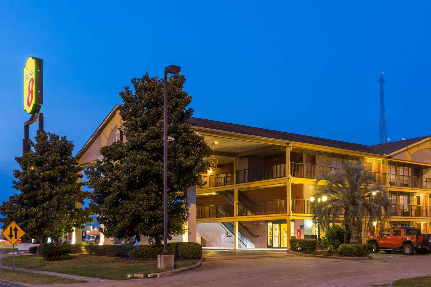 Exterior view - Super 8 Hotel Metairie