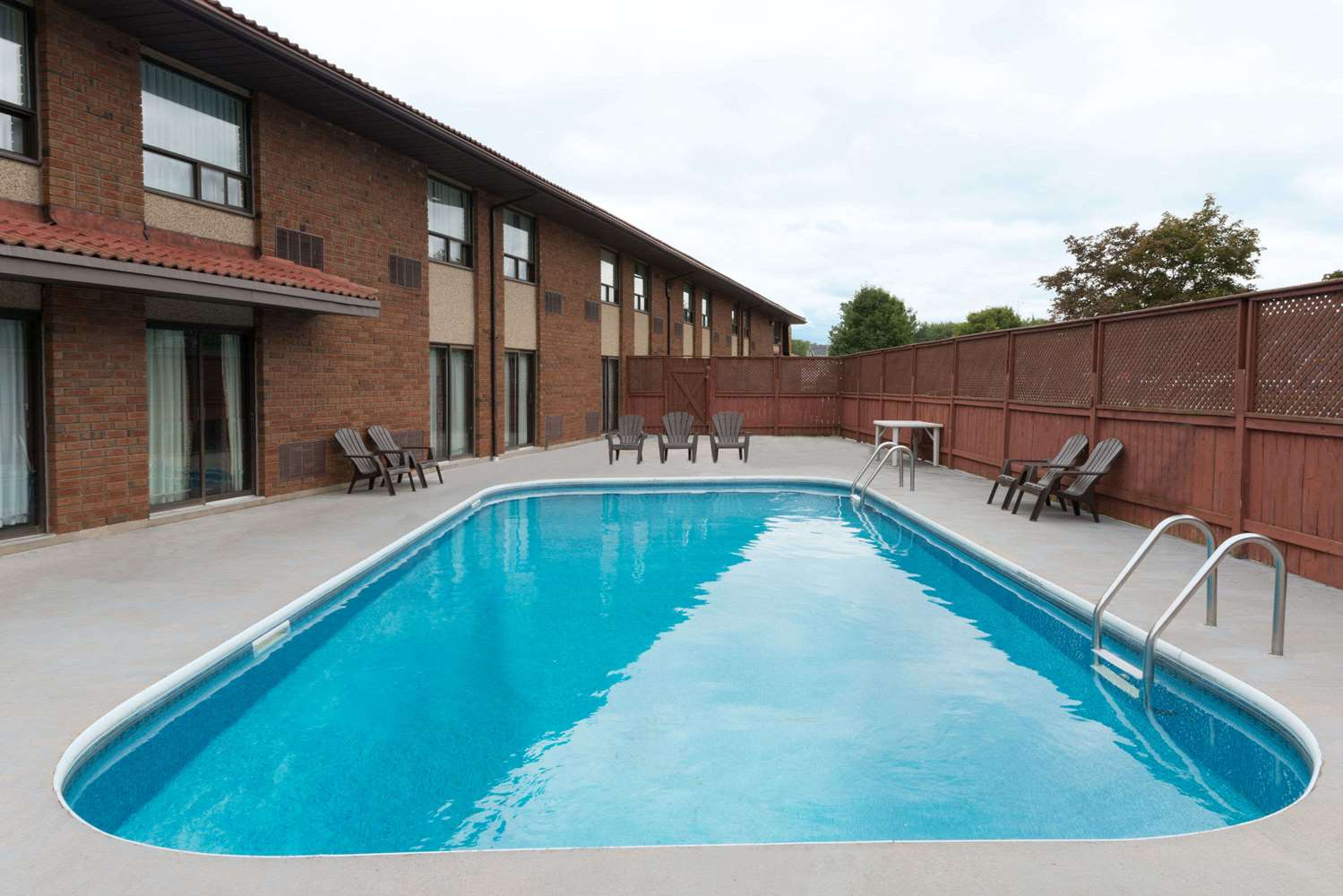 Pool - Super 8 Hotel Chatham