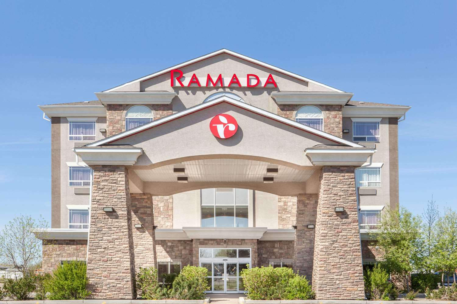 Exterior view - Ramada Inn Brooks