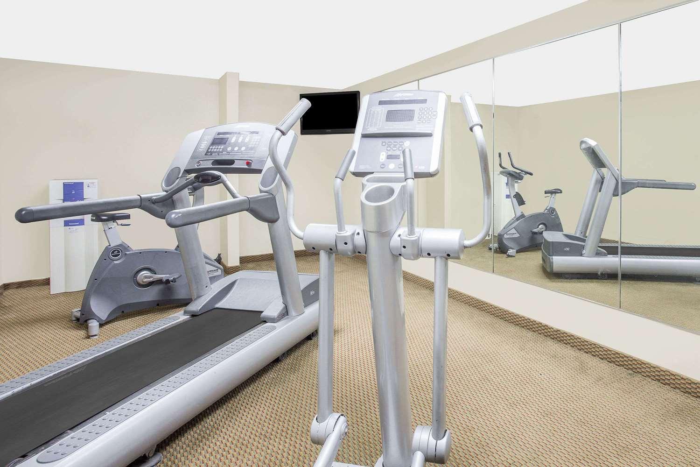 Fitness/ Exercise Room - Baymont Inn & Suites Greenville