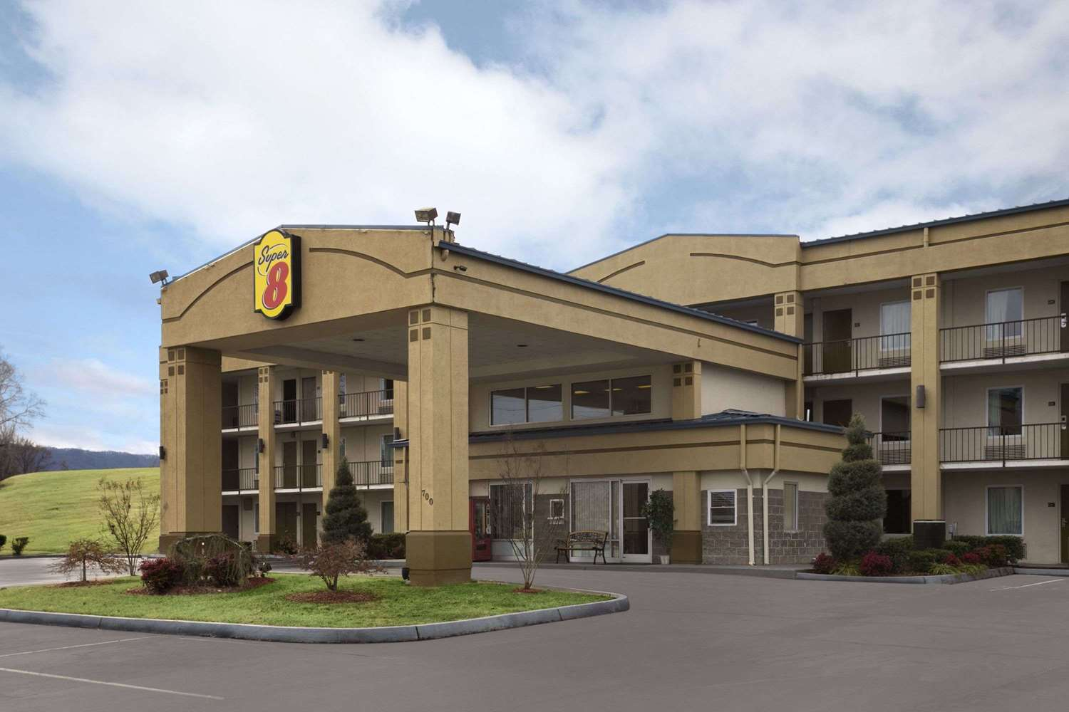 Exterior view - Super 8 Hotel Kingsport