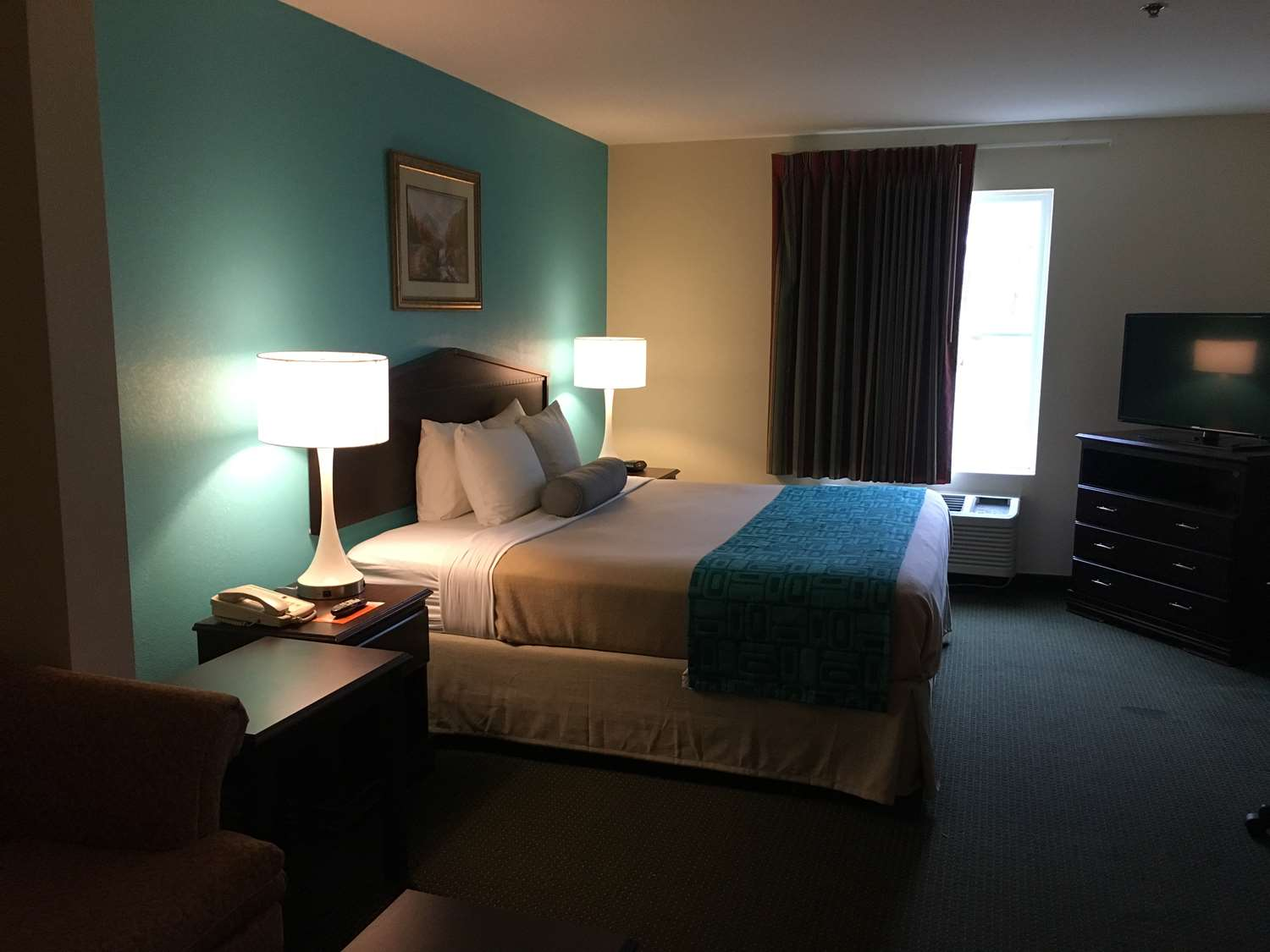 Room - Howard Johnson Hotel Houma