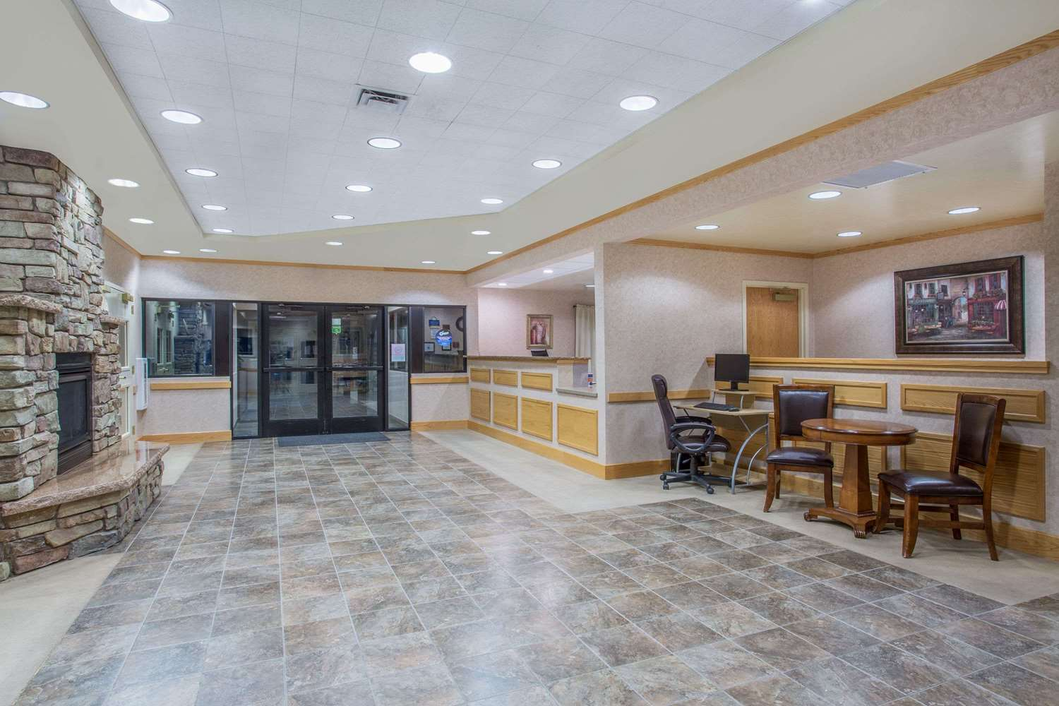 Lobby - Days Inn Chino Valley