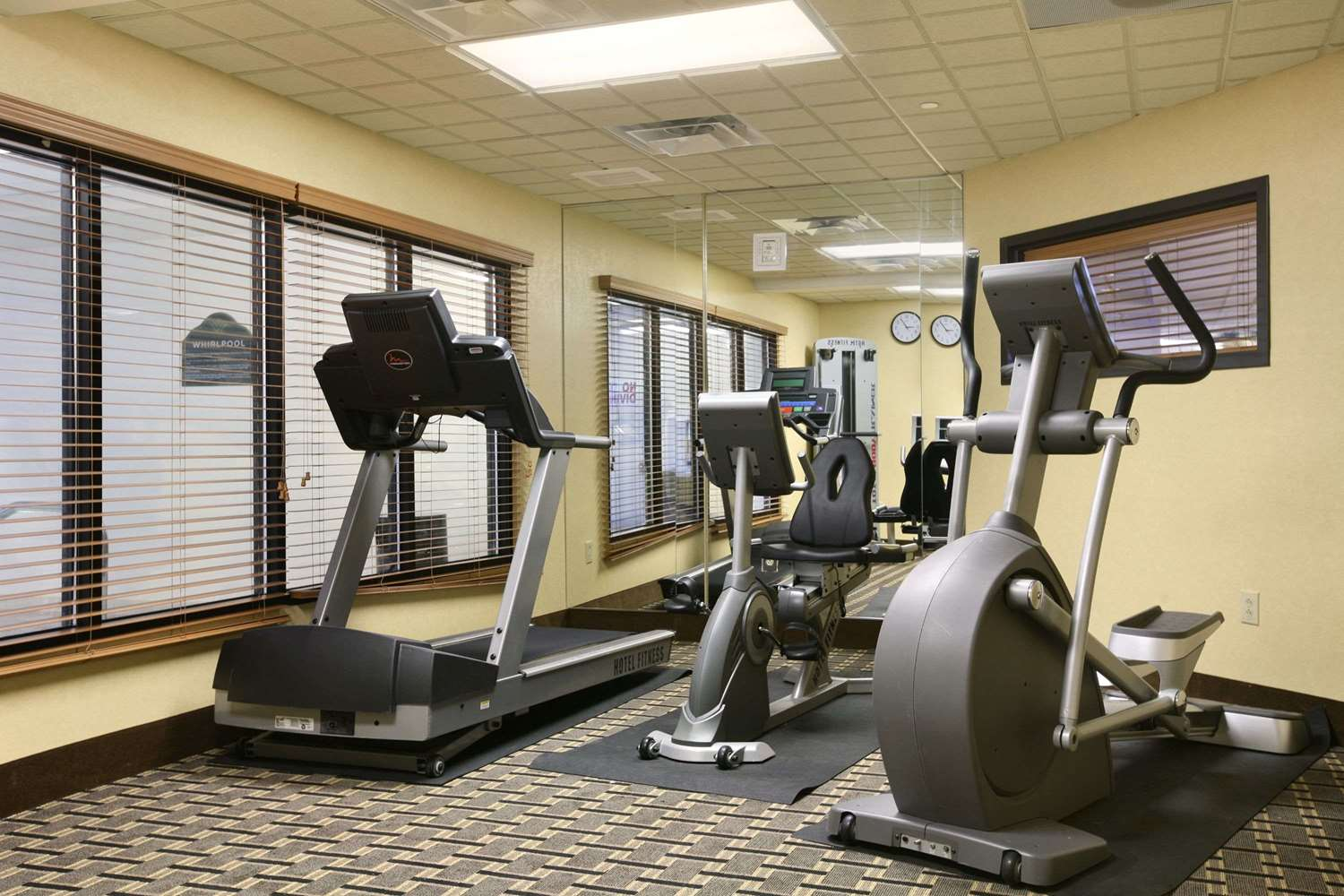 Fitness/ Exercise Room - Wingate by Wyndham Hotel Fairborn