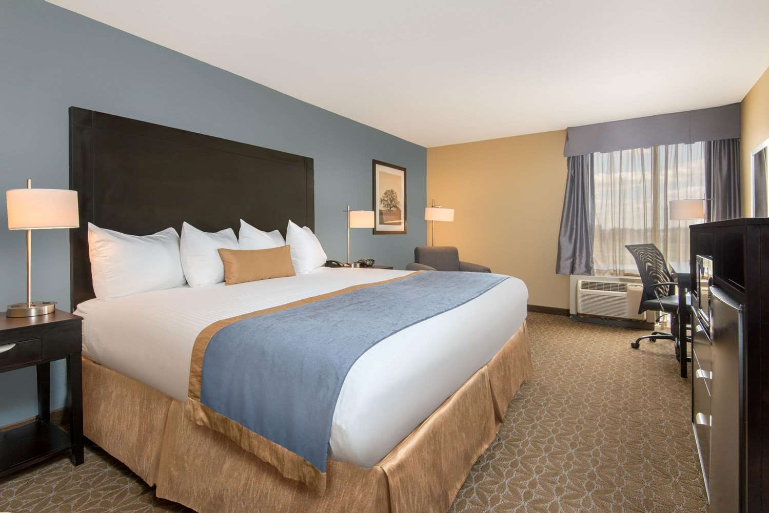 Room - Wyndham Garden Hotel Texarkana