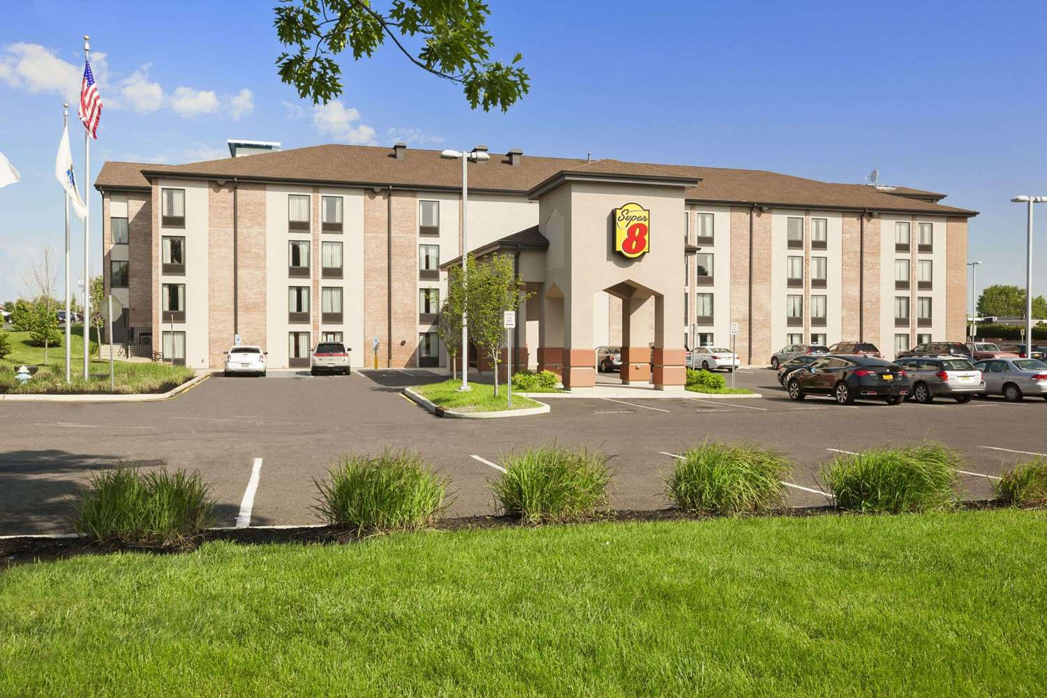 Exterior view - Super 8 Hotel Mt Laurel