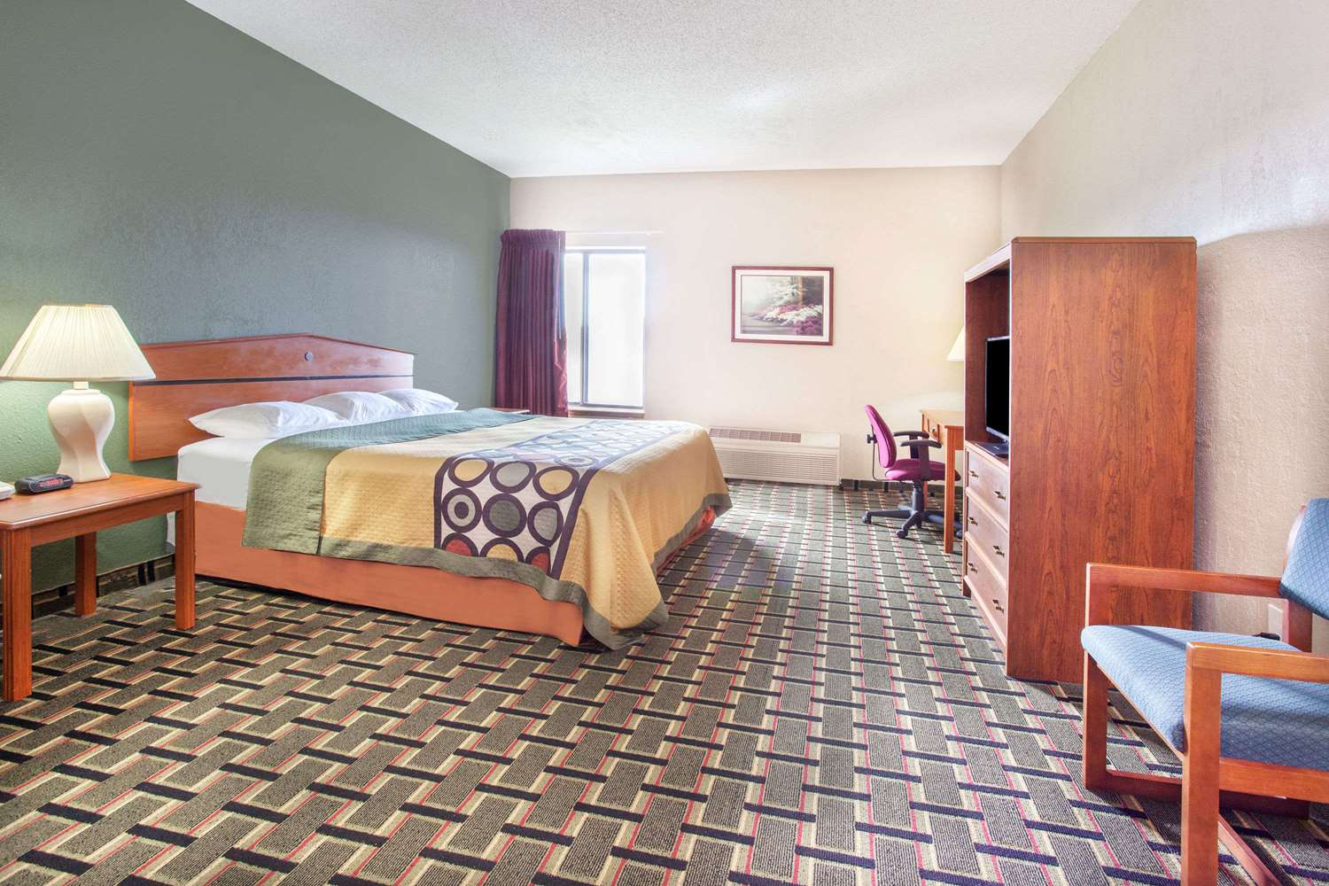 Room - Super 8 Hotel Atchison
