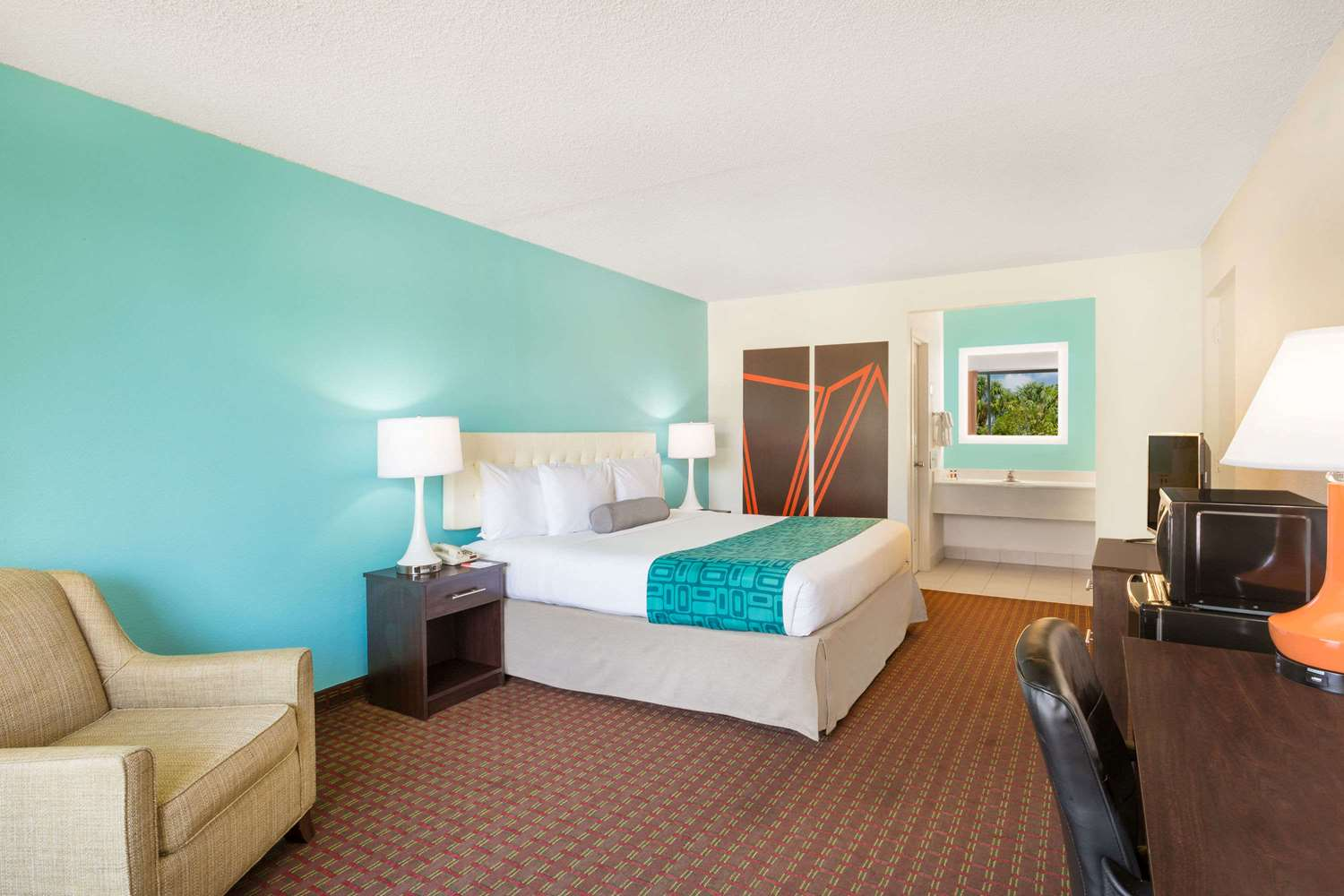 Room - Howard Johnson Lakeland