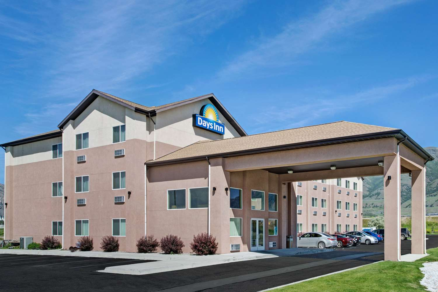 Exterior view - Days Inn Brigham City