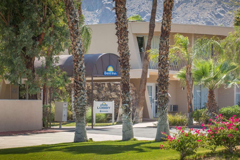 Exterior view - Days Inn Palm Springs