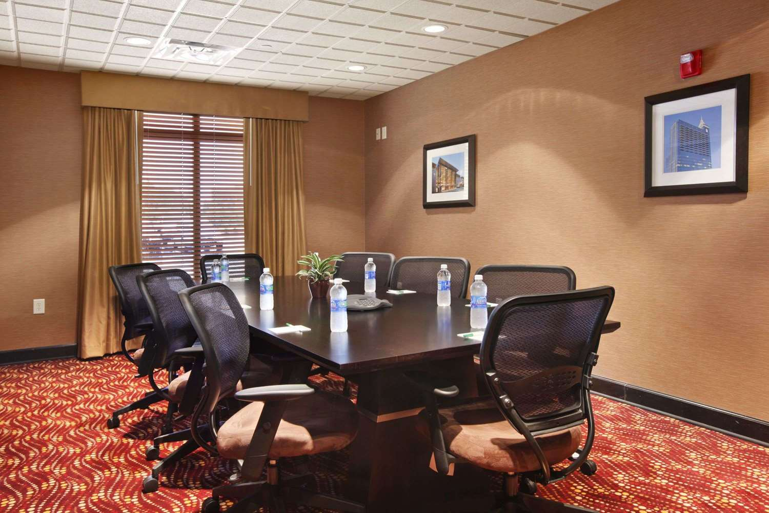 Meeting Facilities - Wingate by Wyndham Hotel PNC Arena Raleigh