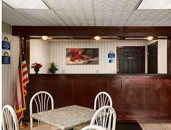 Lobby - Days Inn Grantville