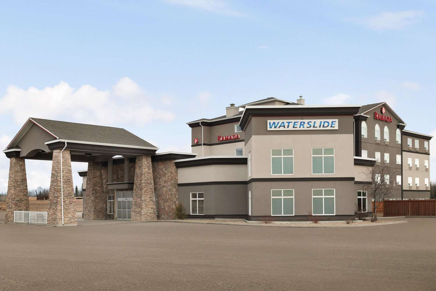 Exterior view - Ramada Inn Drayton Valley
