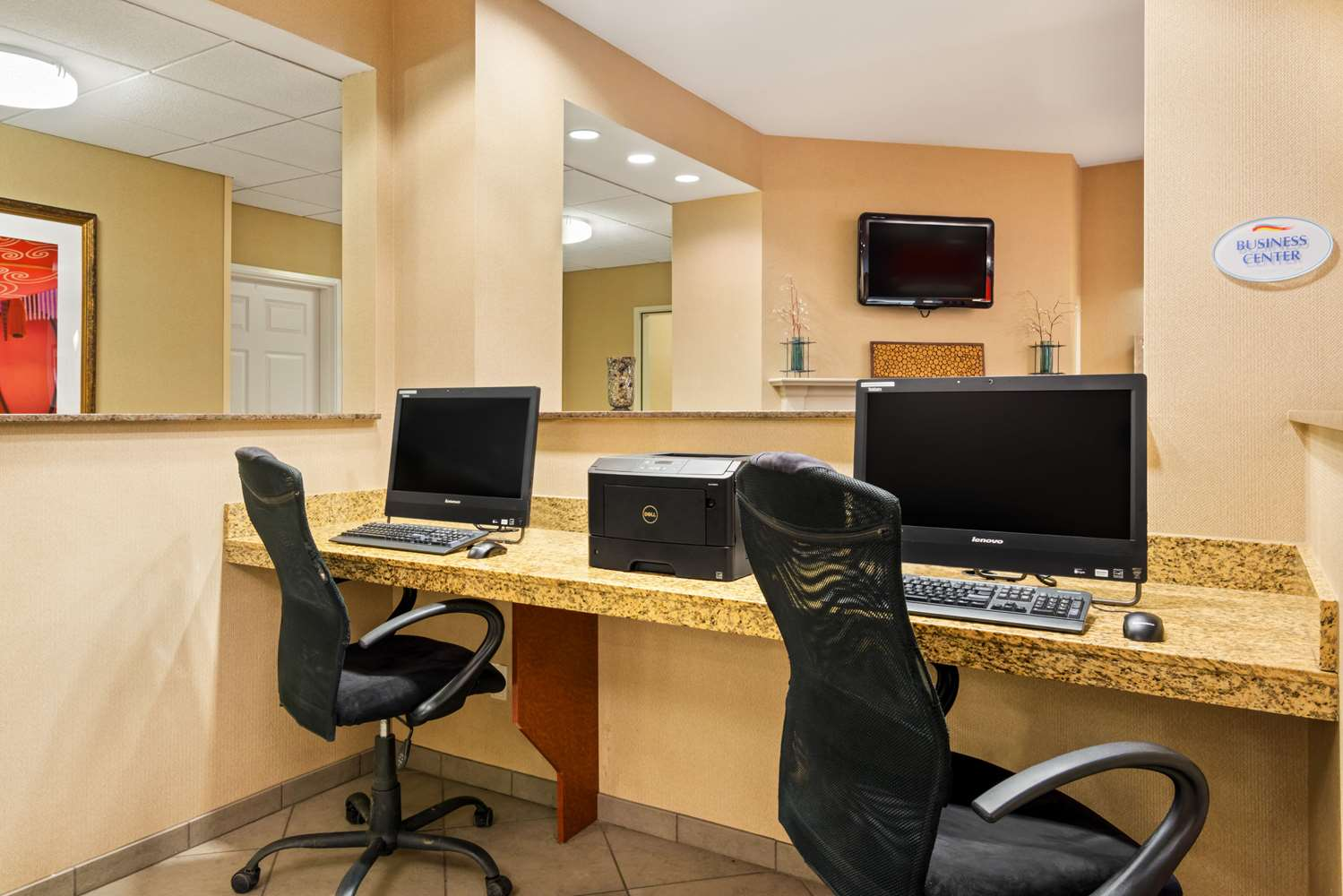 Conference Area - Baymont Inn & Suites Airport Denver