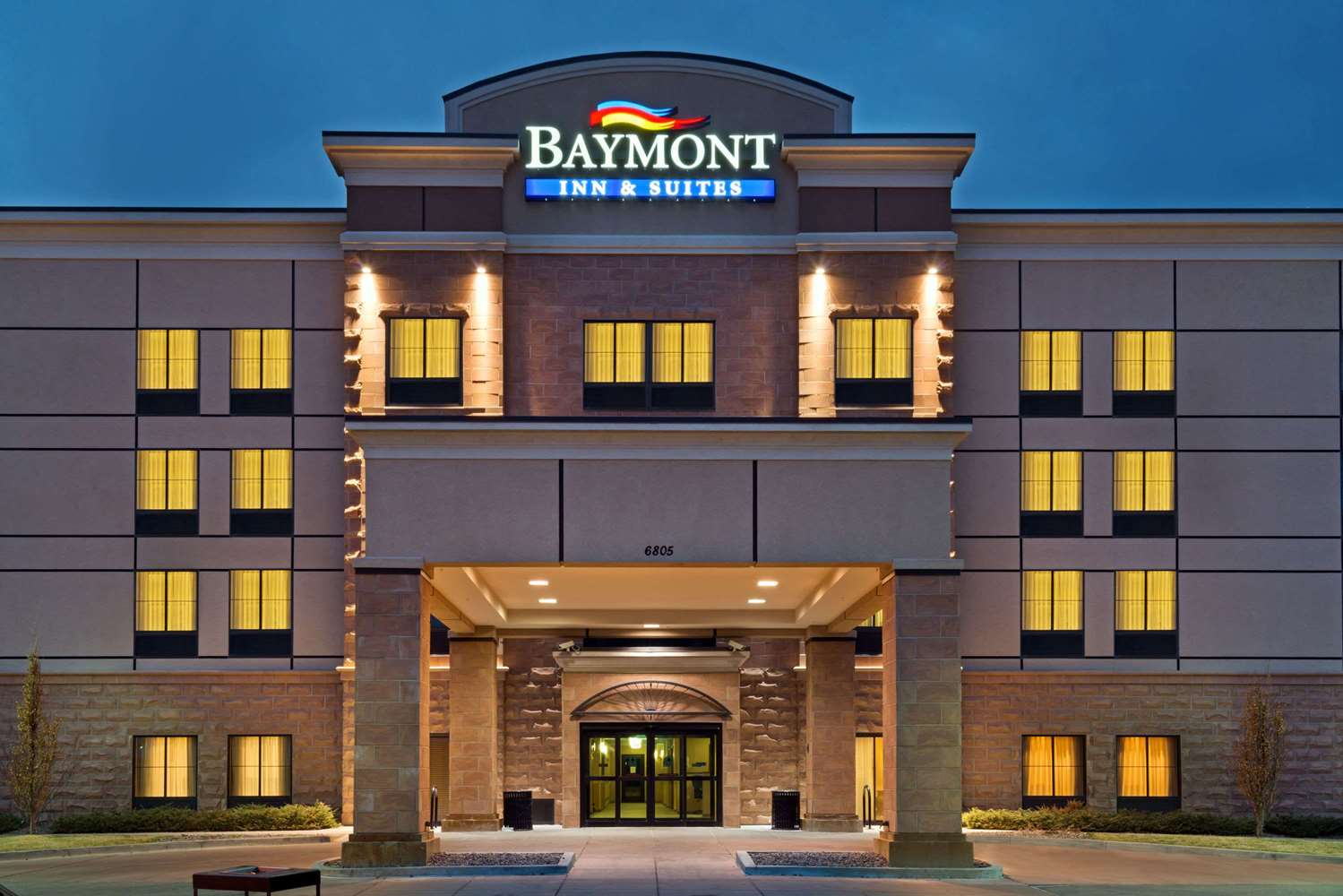Exterior view - Baymont Inn & Suites Airport Denver
