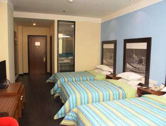 Three Twin Beds Room