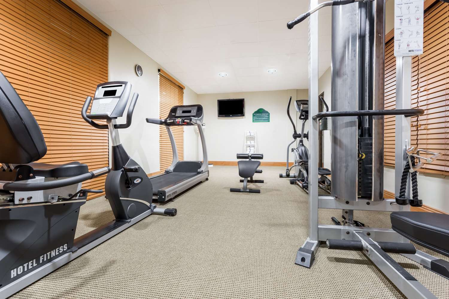 Fitness/ Exercise Room - Wingate by Wyndham Hotel LaGrange