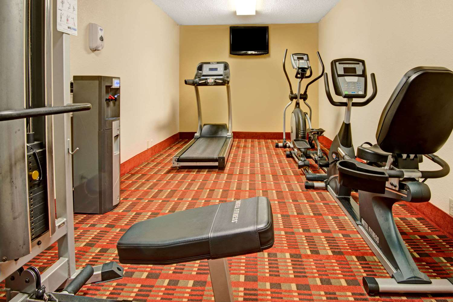 Fitness/ Exercise Room - Baymont Inn & Suites Briley Airport Nashville