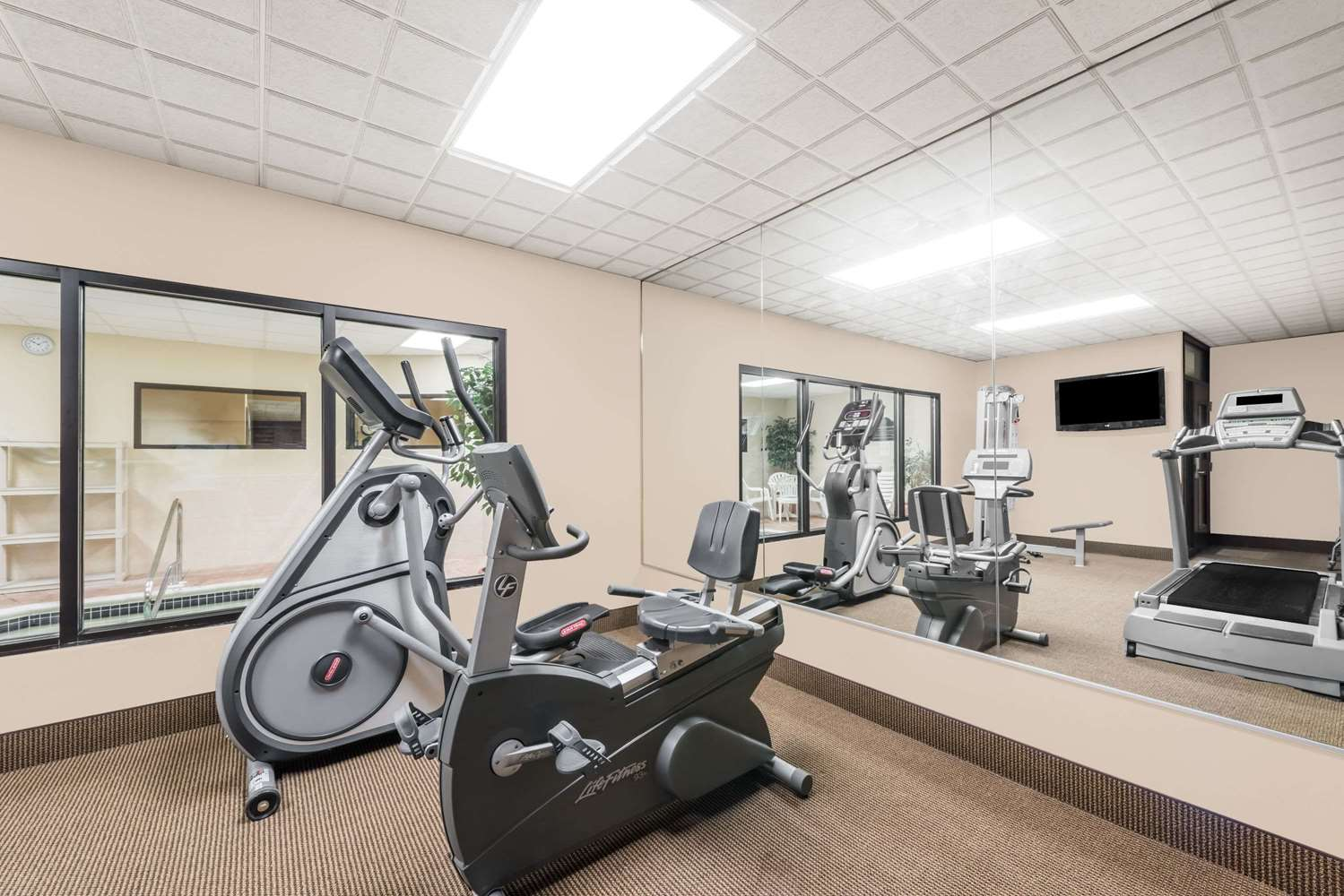 Fitness/ Exercise Room - Wingate by Wyndham Hotel Lancaster