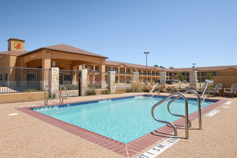 Pool - Super 8 Hotel Stephenville