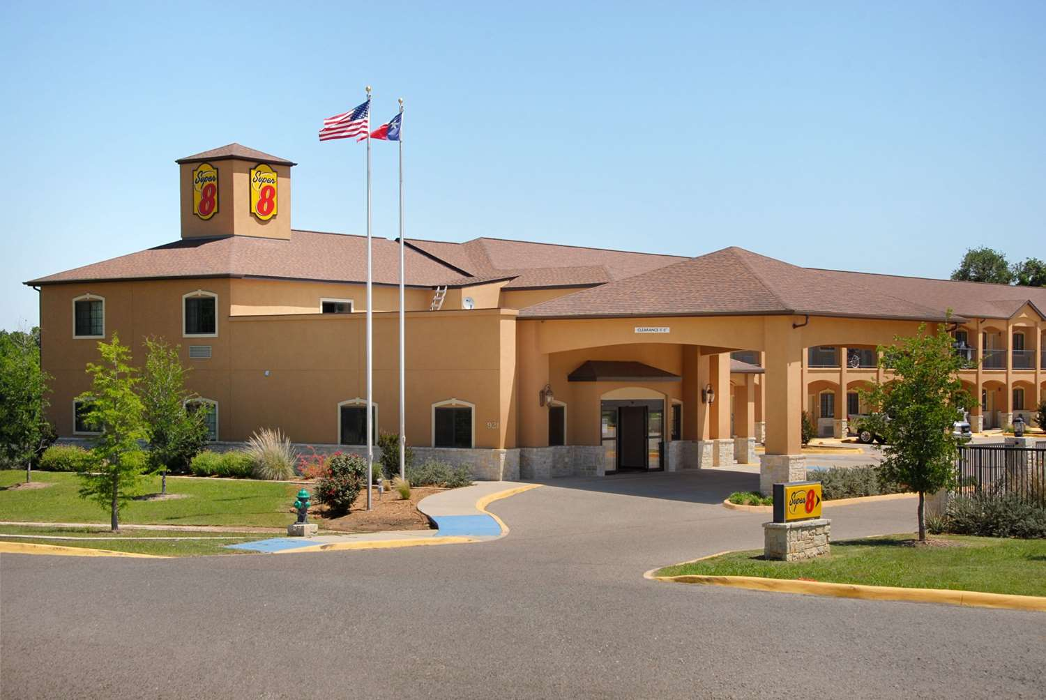 Exterior view - Super 8 Hotel Stephenville