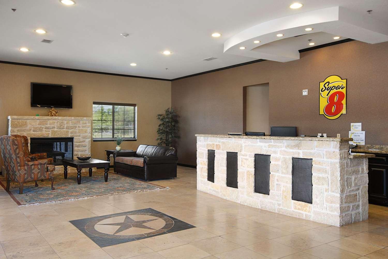 Lobby - Super 8 Hotel Stephenville