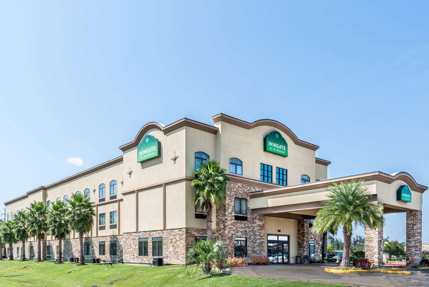 Exterior view - Wingate by Wyndham Hotel Lake Charles