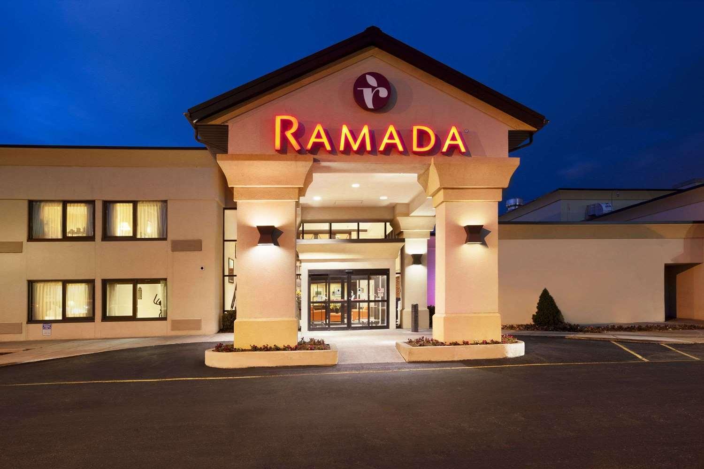 Exterior view - Ramada Hotel Newark