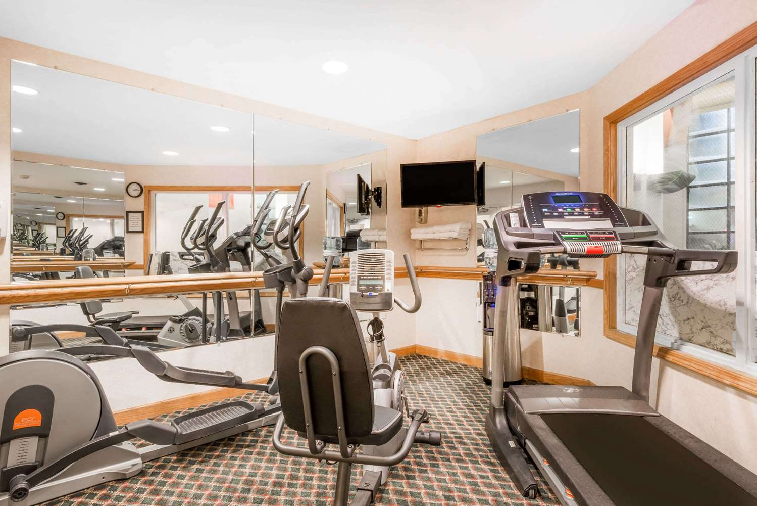 Fitness/ Exercise Room - Baymont Inn & Suites Indianapolis Airport Plainfield