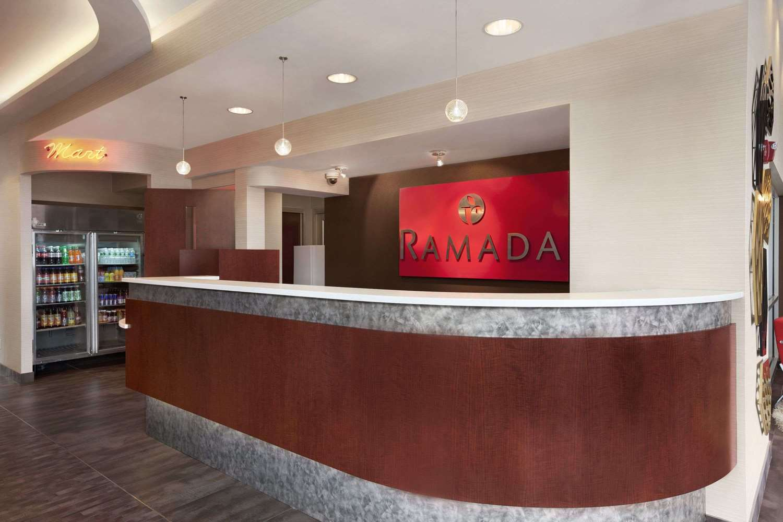 Lobby - Ramada Inn & Suites Rockville Centre