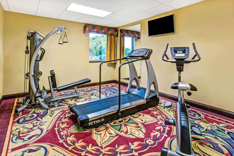 Fitness/ Exercise Room - Days Inn & Suites Jeffersonville