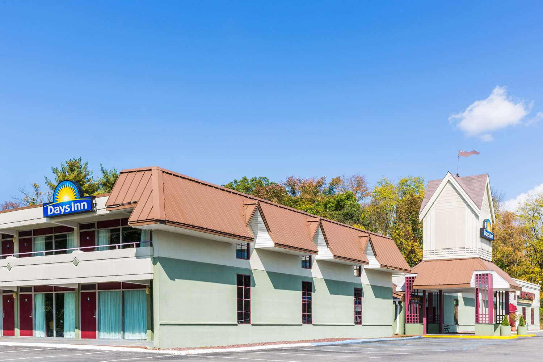 Exterior view - Days Inn East Stroudsburg