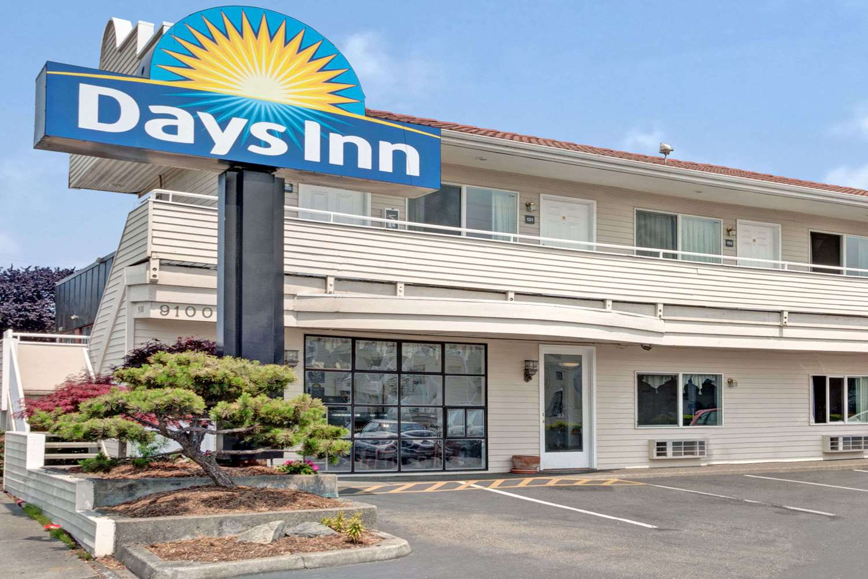 Exterior view - Days Inn Midtown Seattle
