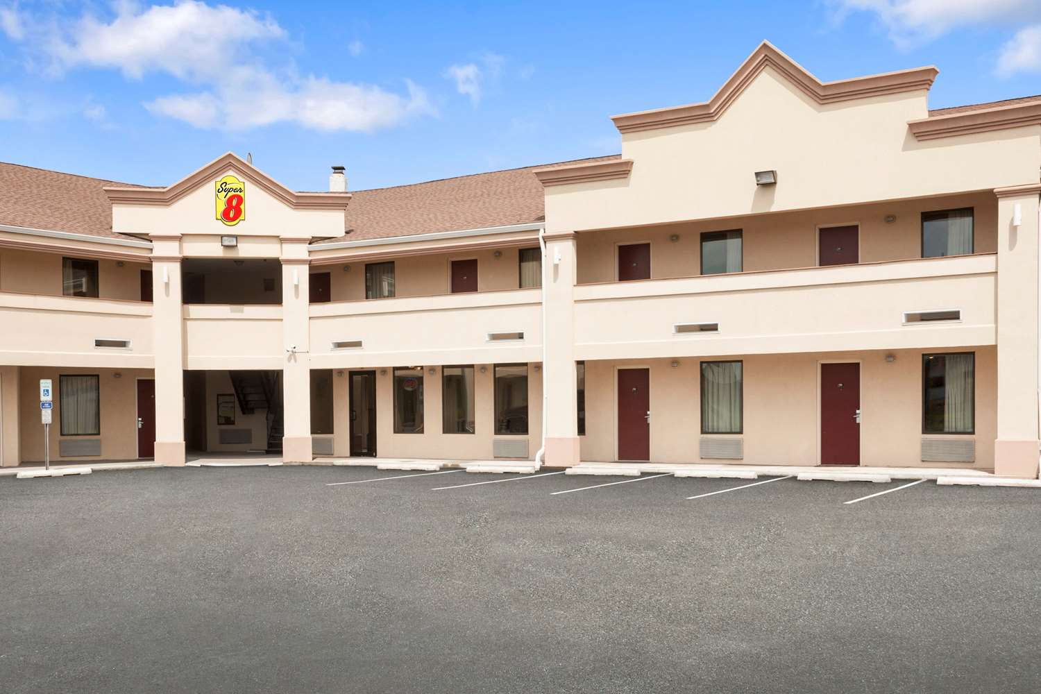 Exterior view - Super 8 Hotel Rahway