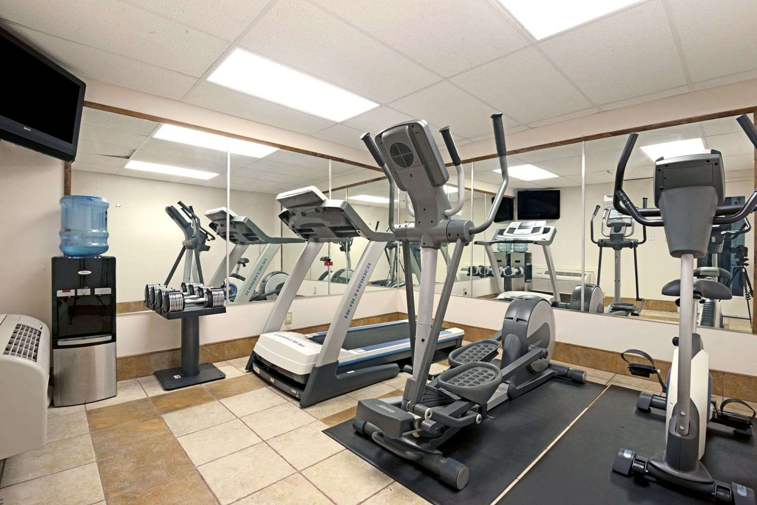 Fitness/ Exercise Room - Baymont Inn & Suites Montgomery