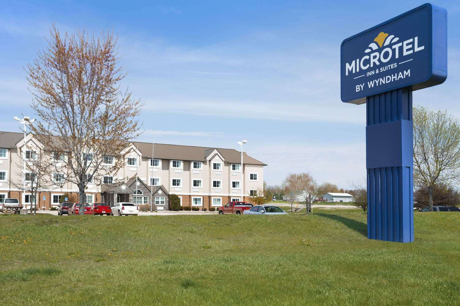 Exterior view - Microtel Inn & Suites by Wyndham Marion