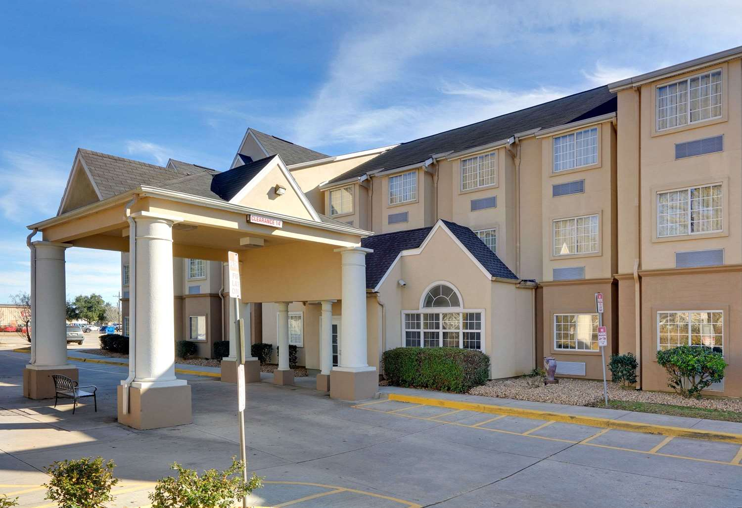 Exterior view - Microtel Inn & Suites by Wyndham Lafayette