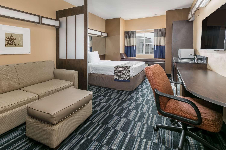 Suite - Microtel Inn & Suites by Wyndham Lafayette