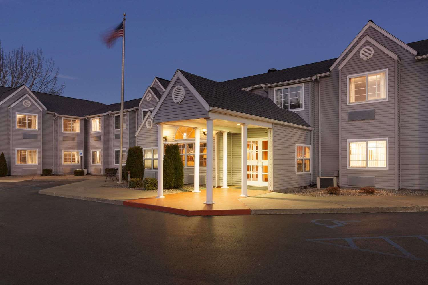 Exterior view - Microtel Inn by Wyndham Albany Airport Latham