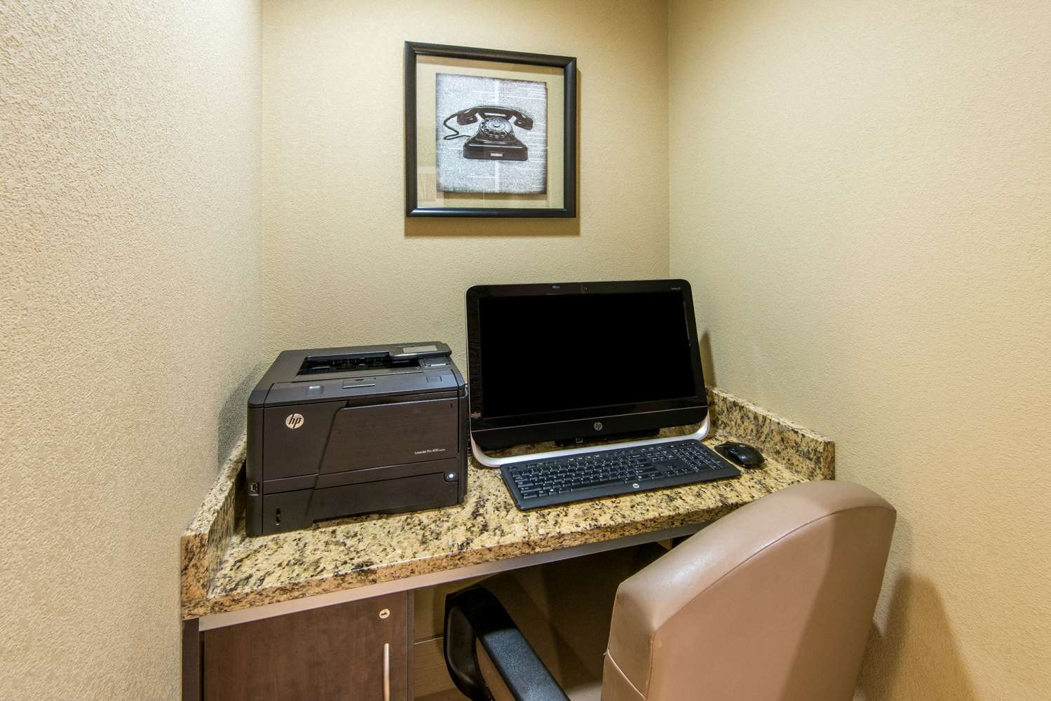 Conference Area - Microtel Inn & Suites by Wyndham North Canton
