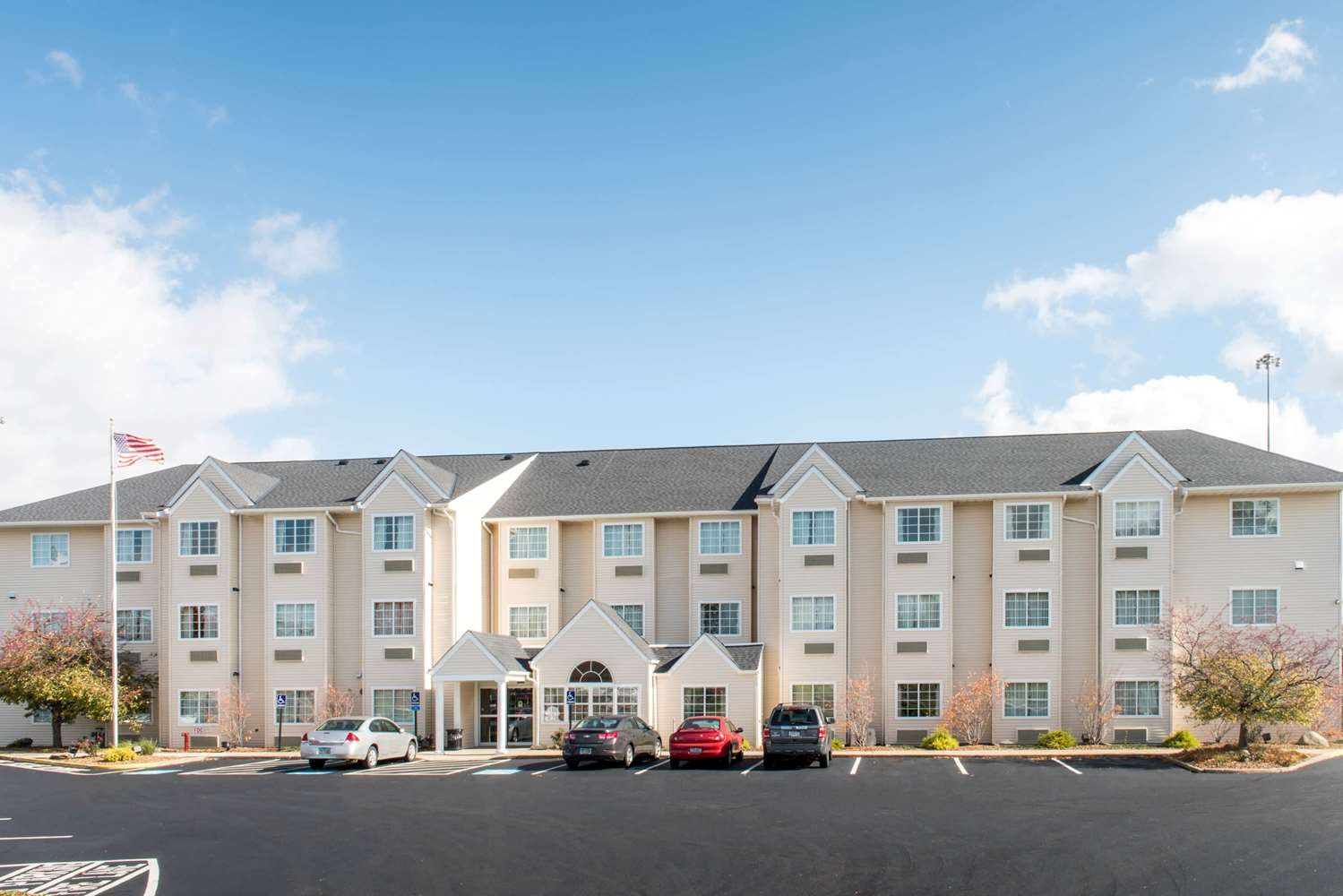 Exterior view - Microtel Inn & Suites by Wyndham North Canton