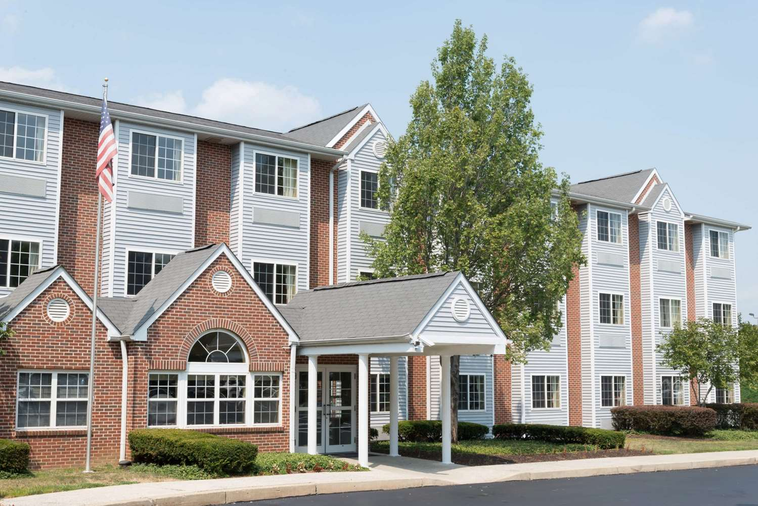Exterior view - Microtel Inn & Suites by Wyndham West Chester
