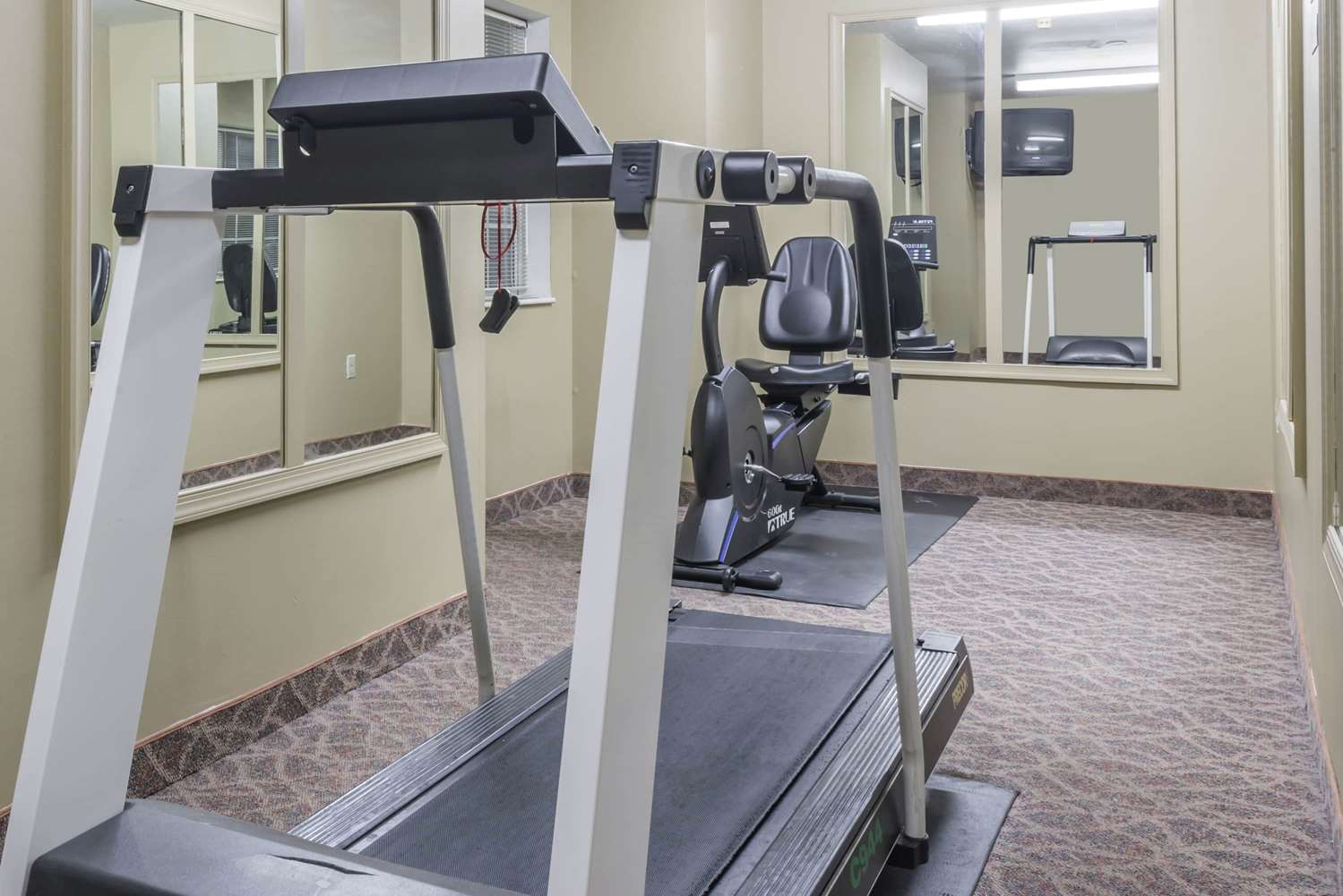 Fitness/ Exercise Room - Microtel Inn & Suites by Wyndham West Chester