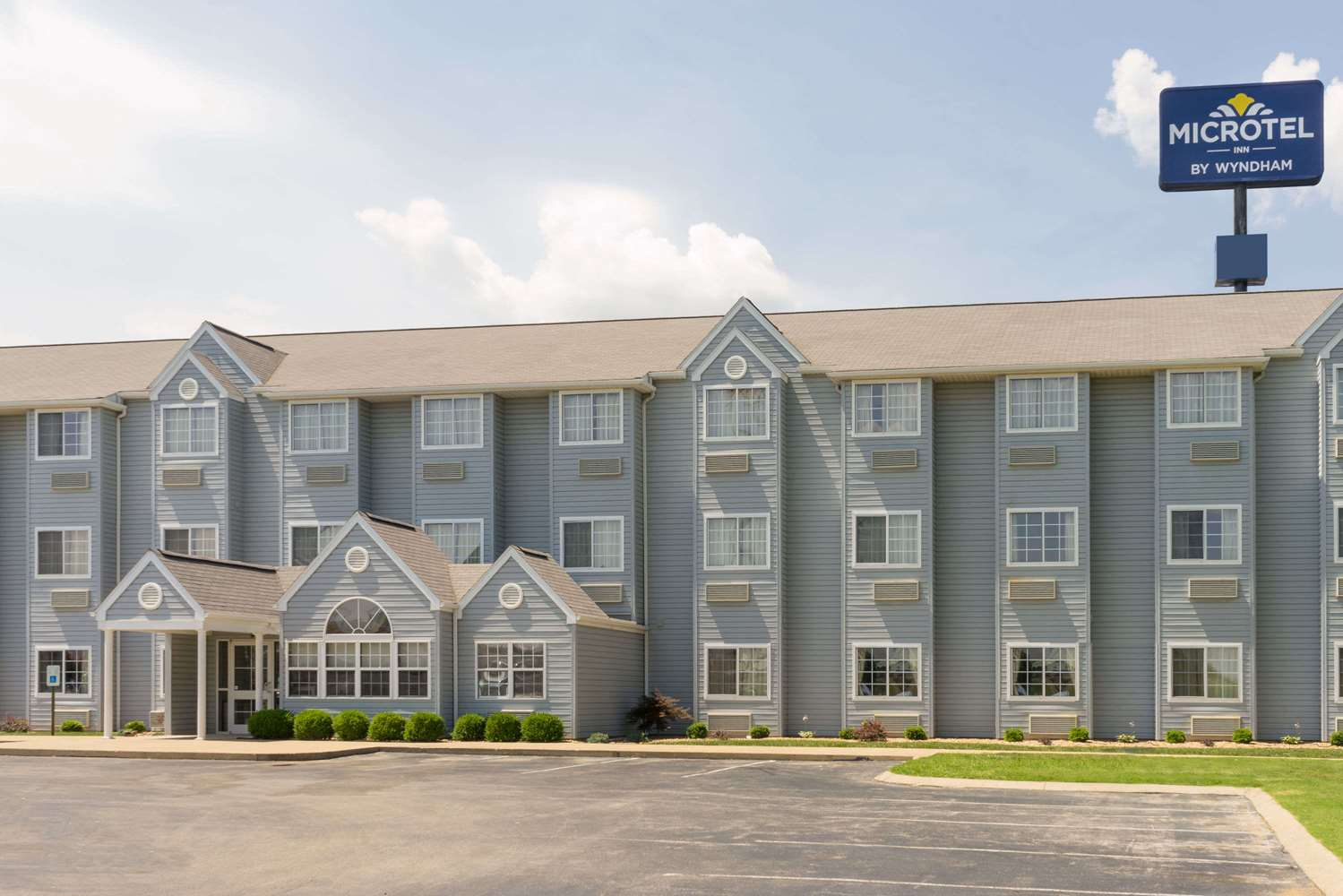 Exterior view - Microtel Inn by Wyndham Bowling Green