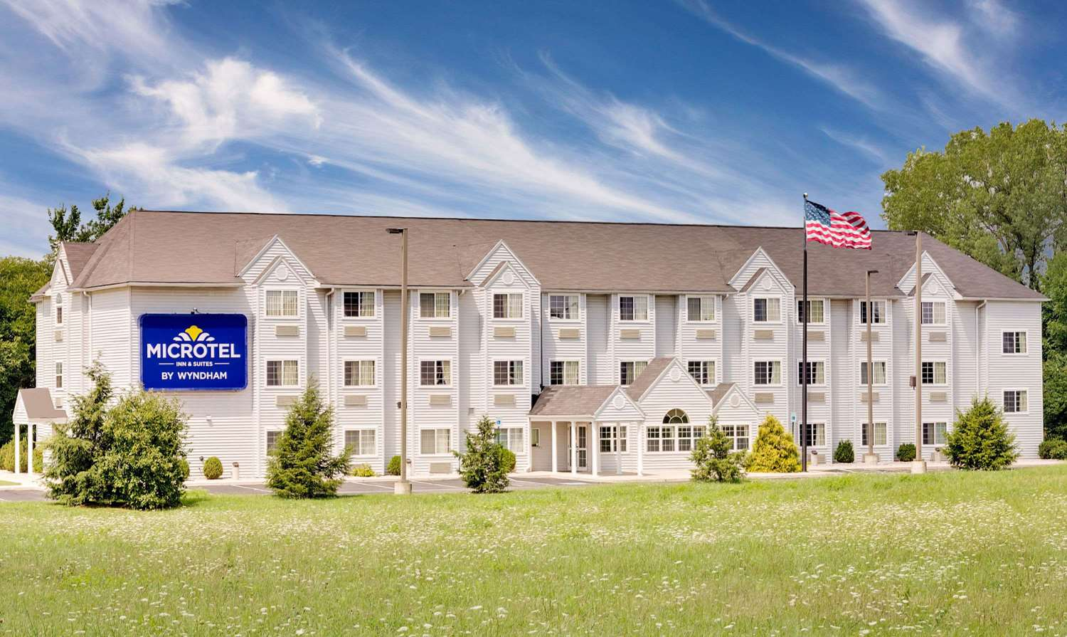 Exterior view - Microtel Inn & Suites by Wyndham Hagerstown