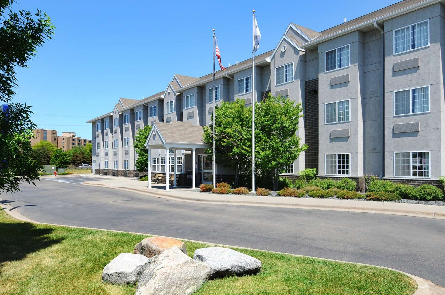 Exterior view - Microtel Inn by Wyndham Mall of America Bloomington