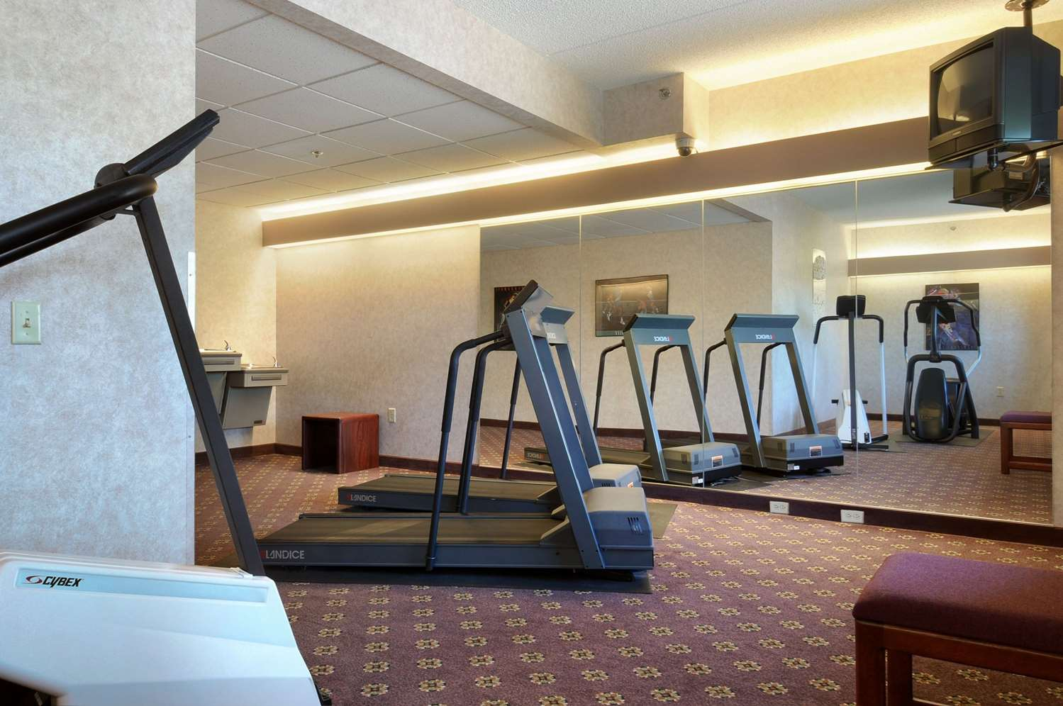 Fitness/ Exercise Room - Microtel Inn by Wyndham Mall of America Bloomington
