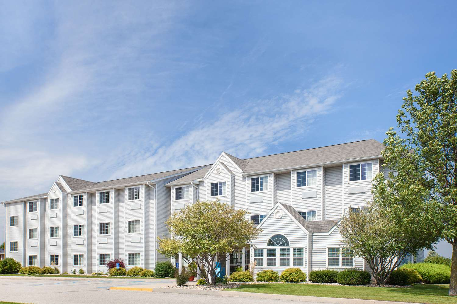 Exterior view - Microtel Inn by Wyndham Clear Lake
